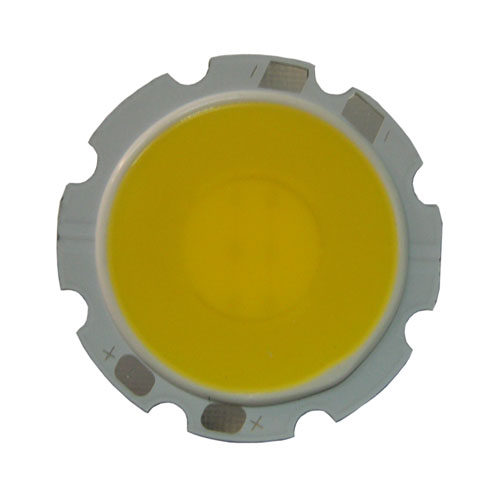 3W Round COB High power LED